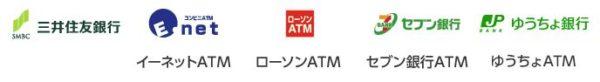 提携ATM
